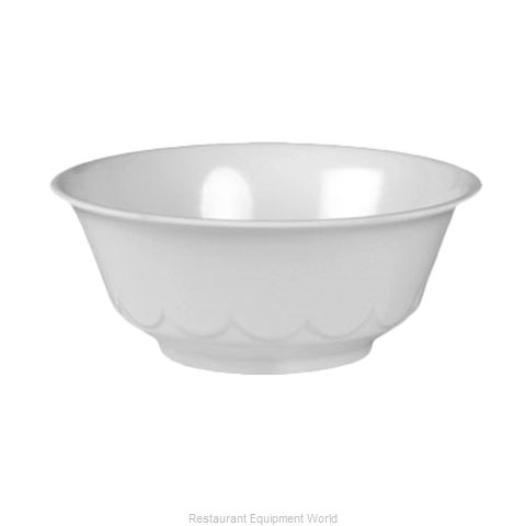 Thunder Group 5285TW Bowl Serving Plastic (Magnified)