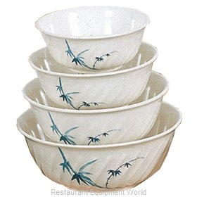 Thunder Group 5306BB Soup Salad Pasta Cereal Bowl, Plastic