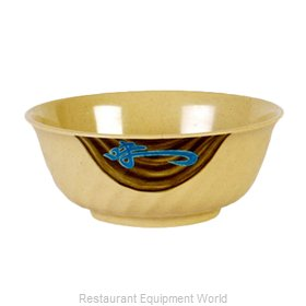 Thunder Group 5306J Soup Salad Pasta Cereal Bowl, Plastic