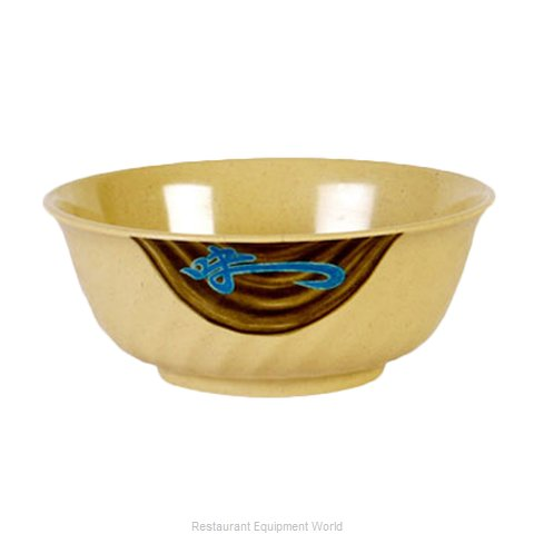 Thunder Group 5308J Serving Bowl, Plastic (Magnified)