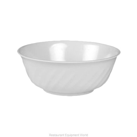 Thunder Group 5309TW Bowl Serving Plastic (Magnified)