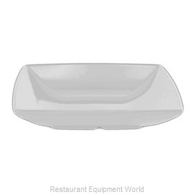 Thunder Group 62008WT Soup Salad Pasta Cereal Bowl, Plastic