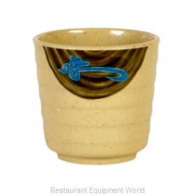 Thunder Group 9302J Chinese Tea Cups, Plastic