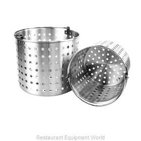 Thunder Group ALSKBK012 Stock / Steam Pot, Steamer Basket