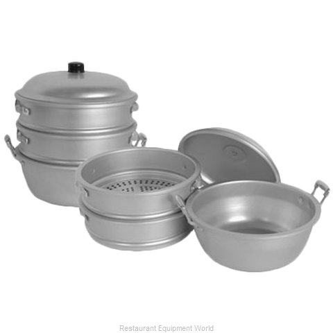 Thunder Group ALST004 Steamer Basket / Boiler Set