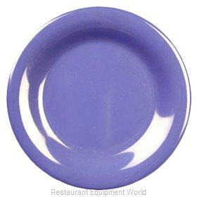 Thunder Group CR009BU Plate, Plastic