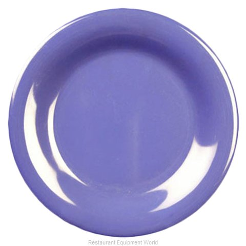 Thunder Group CR010BU Plate, Plastic (Magnified)