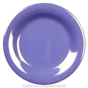 Thunder Group CR012BU Plate, Plastic