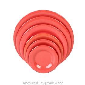 Thunder Group CR012RD Plate, Plastic