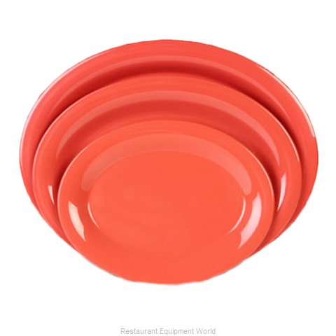 Thunder Group CR209RD Platter, Plastic (Magnified)