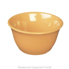 Thunder Group CR303YW Bouillon Cups, Plastic