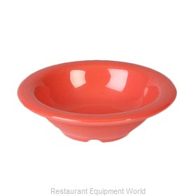 Thunder Group CR5044RD Soup Salad Pasta Cereal Bowl, Plastic
