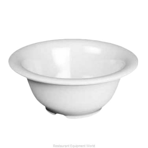 Thunder Group CR5510W Soup Salad Pasta Cereal Bowl, Plastic