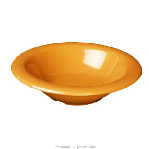 Thunder Group CR5712YW Soup Salad Pasta Cereal Bowl, Plastic