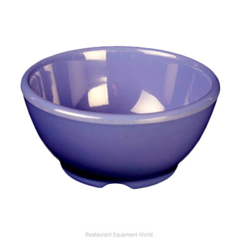 Thunder Group CR5804BU Soup Salad Pasta Cereal Bowl, Plastic