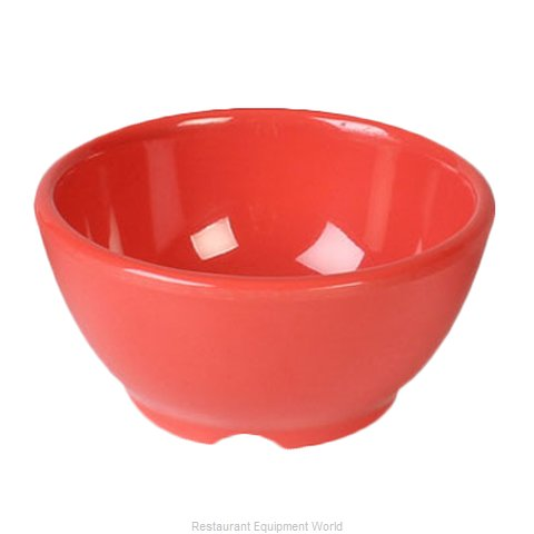 Thunder Group CR5804RD Bowl Soup Salad Pasta Cereal Plastic