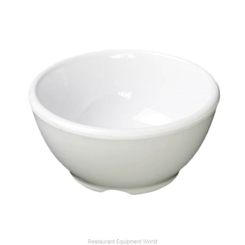 Thunder Group CR5804W Bowl Soup Salad Pasta Cereal Plastic