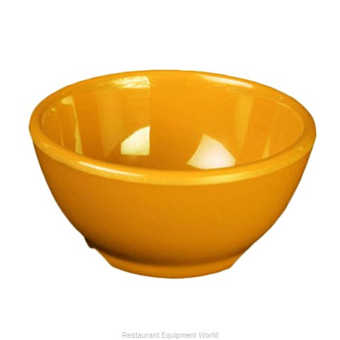 Thunder Group CR5804YW Soup Salad Pasta Cereal Bowl, Plastic
