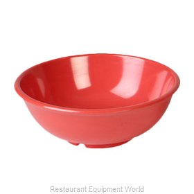Thunder Group CR5807RD Soup Salad Pasta Cereal Bowl, Plastic
