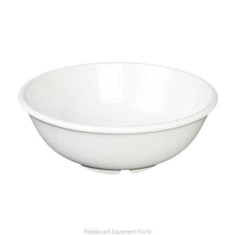 Thunder Group CR5807W Bowl Soup Salad Pasta Cereal Plastic