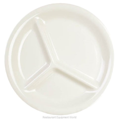 Thunder Group CR710V Plate/Platter, Compartment, Plastic (Magnified)
