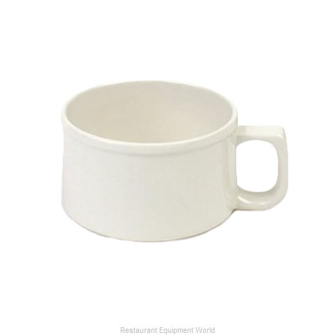 Thunder Group CR9016V Soup Mug Plastic
