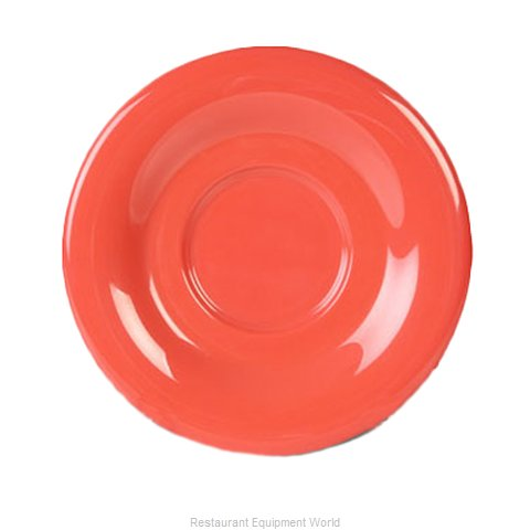 Thunder Group CR9108RD Saucer, Plastic (Magnified)