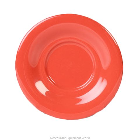 Thunder Group CR9303RD Saucer Plastic (Magnified)