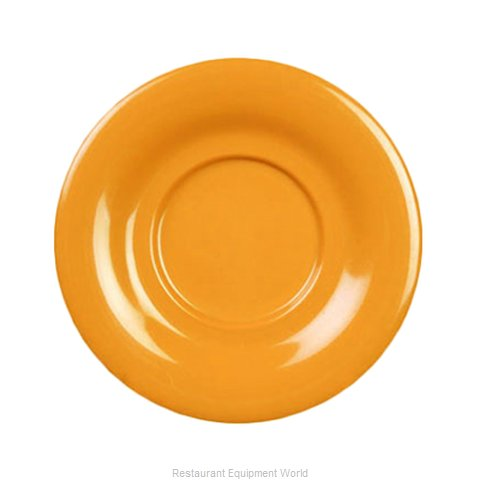 Thunder Group CR9303YW Saucer Plastic