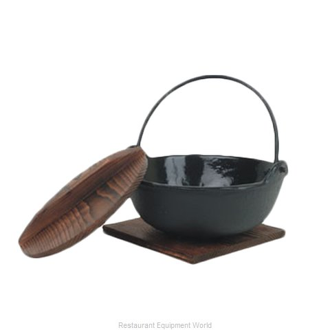 Thunder Group IRPA002 Rice Noodle Bowl, Metal