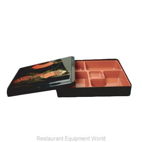 Thunder Group JPRB001 Bento Sushi Box