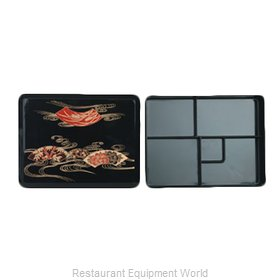 Thunder Group JPRB002 Bento Sushi Box