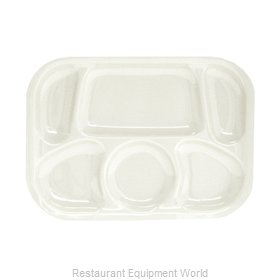 Thunder Group ML803W Tray, Compartment, Plastic