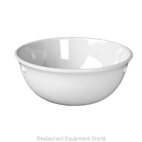 Thunder Group NS314W Nappie Oatmeal Bowl, Plastic