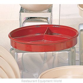 Thunder Group NS608-1R Plate/Platter, Compartment, Plastic