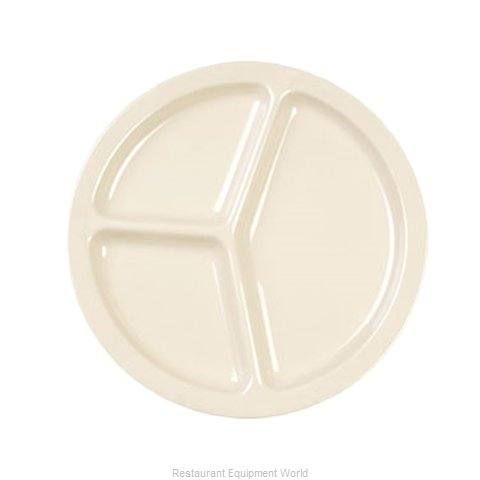 Thunder Group NS702T Plate/Platter, Compartment, Plastic
