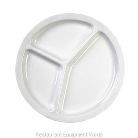 Thunder Group NS702W Plate/Platter, Compartment, Plastic