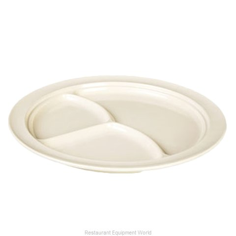 Thunder Group NS703T Plate/Platter, Compartment, Plastic