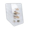 Thunder Group PLDC002 Display Case, Pastry, Countertop (Clear)