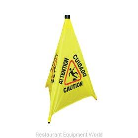Thunder Group PLFCS332 Sign, Wet Floor