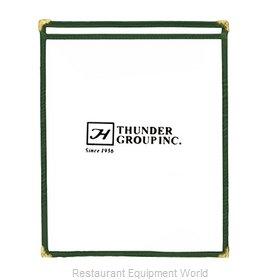 Thunder Group PLMENU-1GR Menu Cover