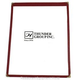 Thunder Group PLMENU-1MA Menu Cover