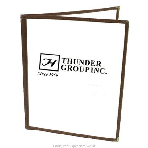 Thunder Group PLMENU-2BR Menu Cover