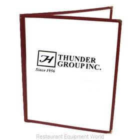 Thunder Group PLMENU-2MA Menu Cover