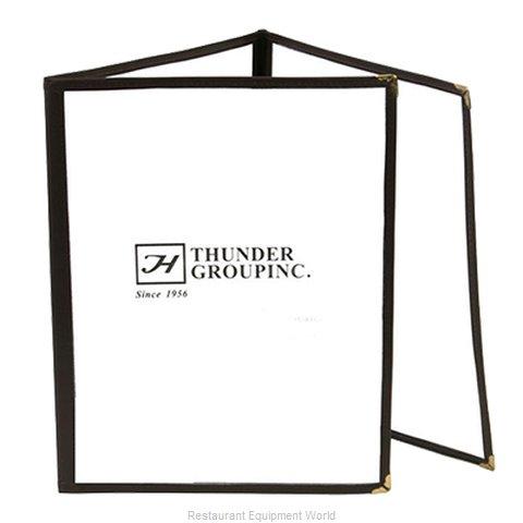 Thunder Group PLMENU-3BL Menu Cover