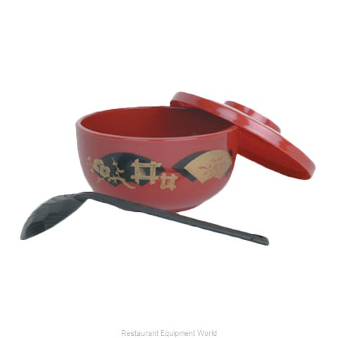 Thunder Group PLNB001 Rice Noodle Bowl, Plastic