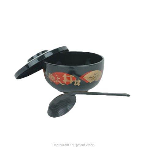 Thunder Group PLNB002 Rice Noodle Bowl, Plastic