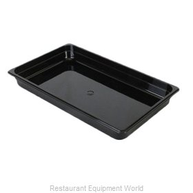 Thunder Group PLPA8002BK Food Pan, Plastic