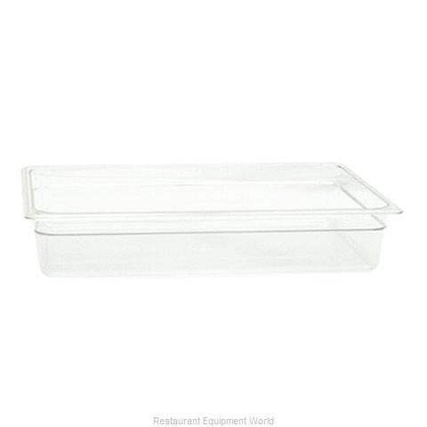 Thunder Group PLPA8004 Food Pan, Plastic