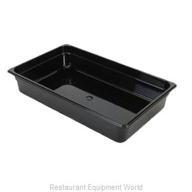 Thunder Group PLPA8004BK Food Pan, Plastic